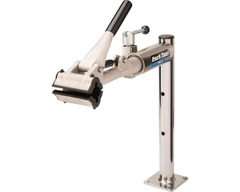 Park Tool PRS4.2-1 Bench Mount Stand w/ 100-3C Adjustable Linkage Clamp