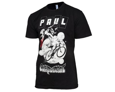 Paul Components Barbarian T-Shirt (Black) (2XL)