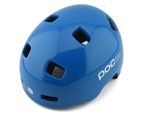 POC POCito Crane Helmet (Fluorescent Blue) (CPSC) (Youth M/L)