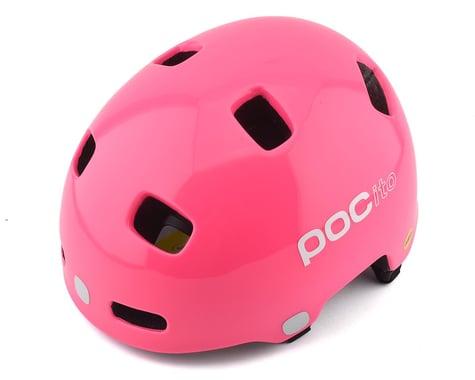 POC Pocito Crane MIPS Helmet (Fluorescent Pink) (CPSC) (Youth M/L)
