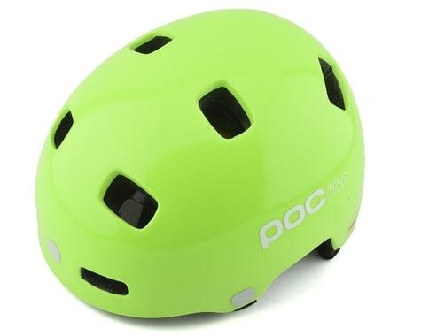 POC Pocito Crane MIPS Helmet (Fluorescent Yellow/Green) (CPSC) (Youth XS/S)