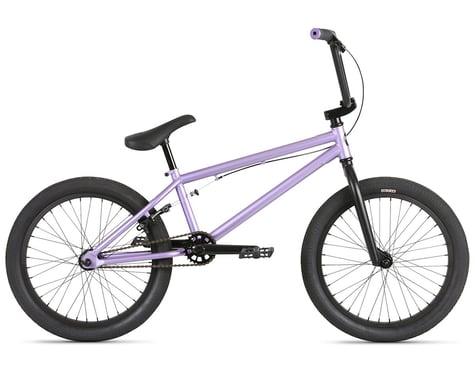 """Premium 2021 Stray BMX Bike (20.5"""" Toptube) (Matte Purple)"""