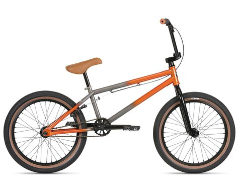 "Premium 2021 La Vida BMX Bike (21"" Toptube) (Copper/Raw Fade)"