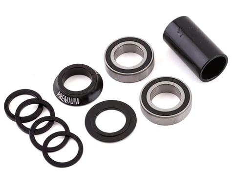 Premium Mid Bottom Bracket (Black) (24mm)