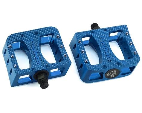 """Primo Super Tenderizer Aluminum Pedals (Blue) (9/16"""")"""