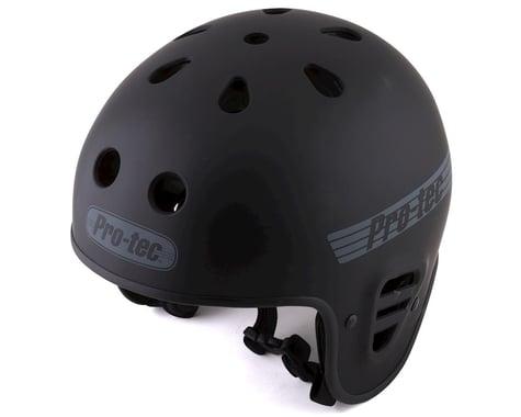 Pro-Tec Full Cut Certified Helmet (Matte Black) (S)