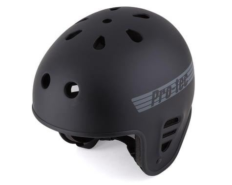 Pro-Tec Full Cut Helmet (Matte Black) (M)