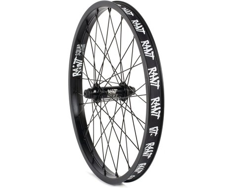 Rant Party On V2 Front Wheel (Black) (20 x 1.75)