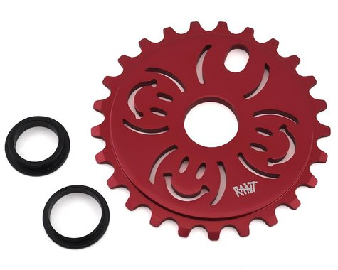 Rant H.A.B.D. Sprocket (Red) (25T)