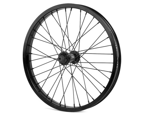 """Rant Party On V2 18"""" Front Wheel (Black) (18 x 1.75)"""