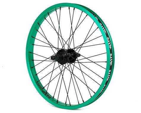 Rant Party On V2 Cassette Wheel (Real Teal) (Left Hand Drive) (20 x 1.75)