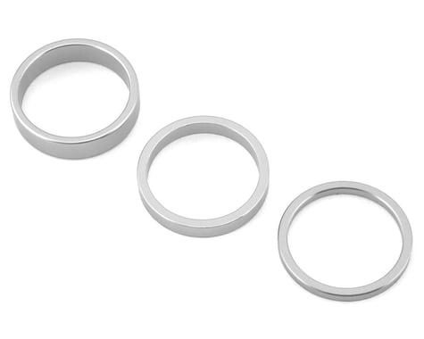 "Rant Stack Em Headset Spacer Kit (Silver) (1-1/8"")"