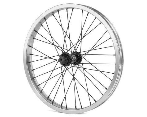 """Rant Party On V2 18"""" Front Wheel (Silver) (18 x 1.75)"""