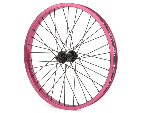 Rant Party On V2 Front Wheel (Pepto Pink) (20 x 1.75)