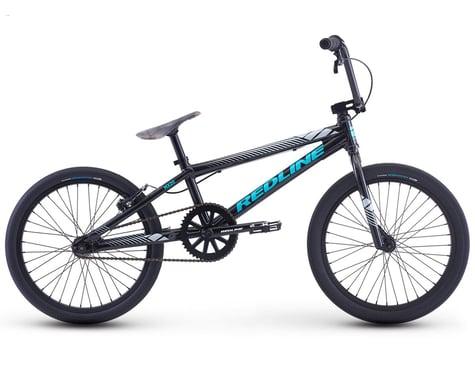 """Redline 2021 MX-20 BMX Bike (Black) (Pro) (20.25"""" Toptube)"""