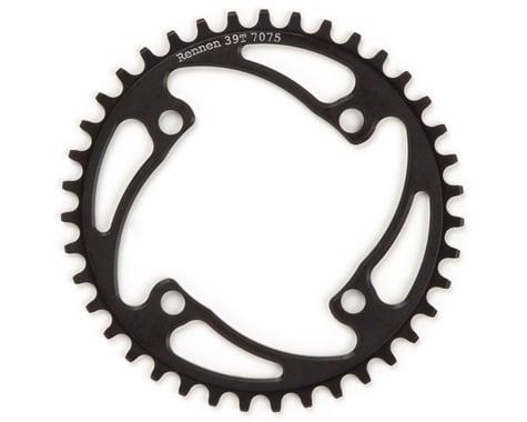 RENNEN BMX 4-Bolt Chainring (Black) (38T)