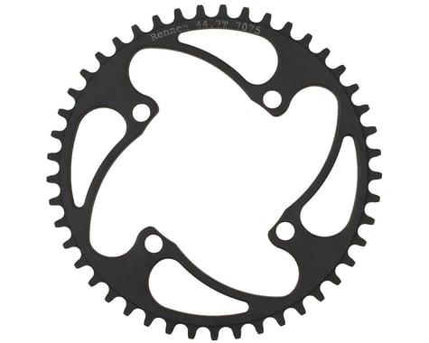 RENNEN 4-Bolt Decimal Chainring (Black) (38.1T)