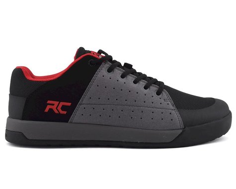 Ride Concepts Livewire Flat Pedal Shoe (Charcoal/Red) (11)