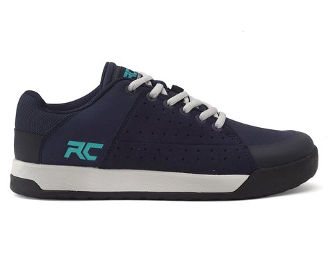 Ride Concepts Livewire Women's Flat Pedal Shoe (Navy/Teal) (8)