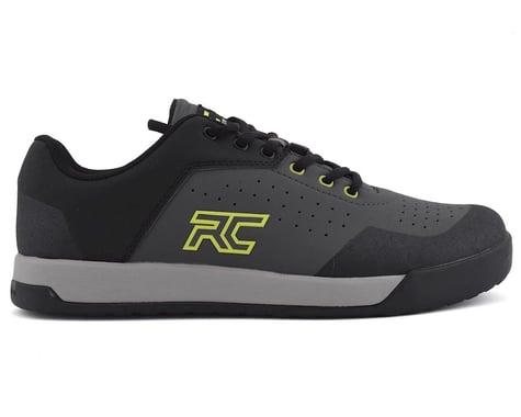 Ride Concepts Hellion Flat Pedal Shoe (Charcoal/Lime) (10)