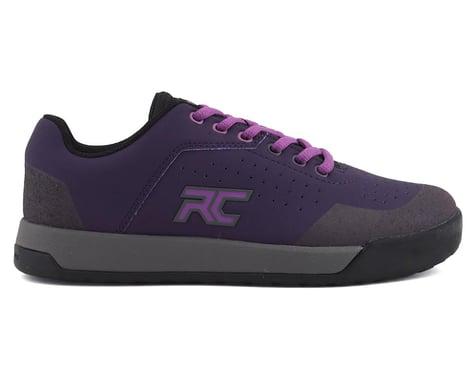 Ride Concepts Hellion Women's Flat Pedal Shoe (Dark Purple/Purple) (6)