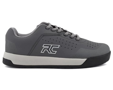 Ride Concepts Hellion Women's Flat Pedal Shoe (Charcoal/Mid Grey) (6)