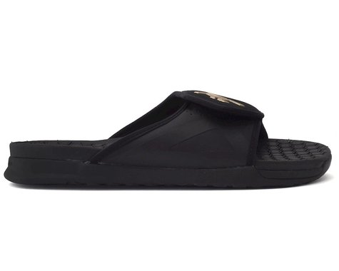 Ride Concepts Coaster Women's Slider Shoe (Black/Gold) (8)
