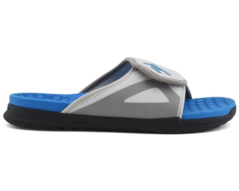 Ride Concepts Coaster Women's Slider Shoe (Light Grey/Blue) (8)