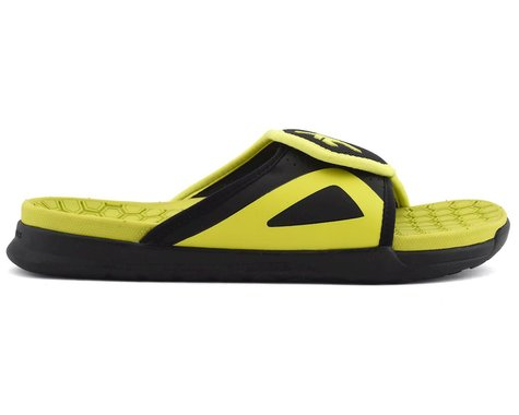 Ride Concepts Youth Coaster Slider Shoe (Black/Lime) (Youth 6)