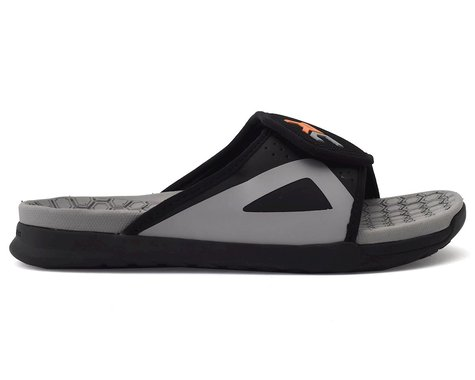 Ride Concepts Youth Coaster Slider Shoe (Black/Orange) (Youth 5)
