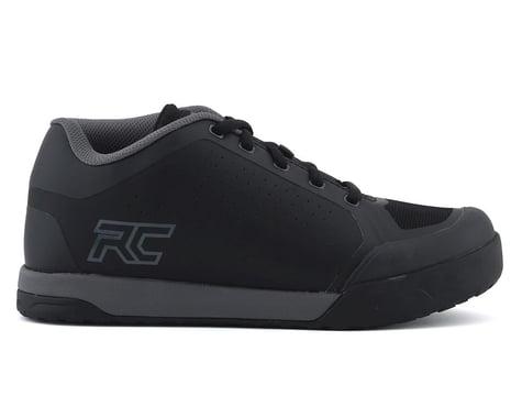 Ride Concepts Powerline Flat Pedal Shoe (Black/Charcoal) (12)