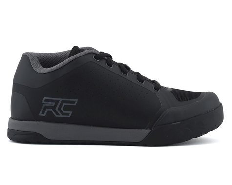 Ride Concepts Powerline Flat Pedal Shoe (Black/Charcoal) (13)