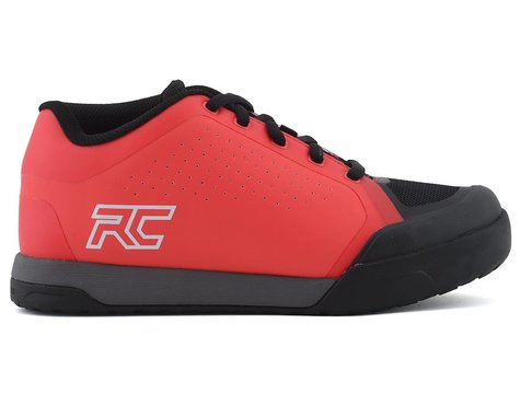 Ride Concepts Powerline Flat Pedal Shoe (Red/Black) (7.5)
