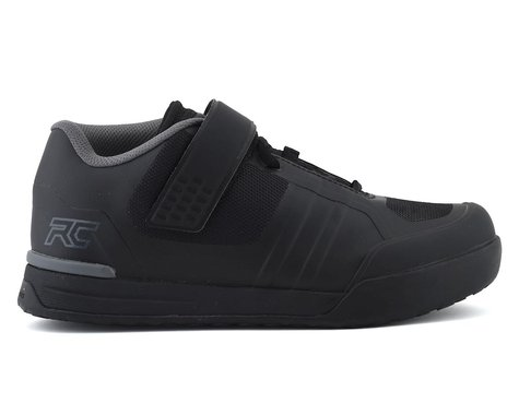 Ride Concepts Transition Clipless Shoe (Black/Charcoal) (9.5)