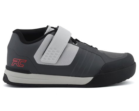 Ride Concepts Transition Clipless Shoe (Charcoal/Red) (8.5)