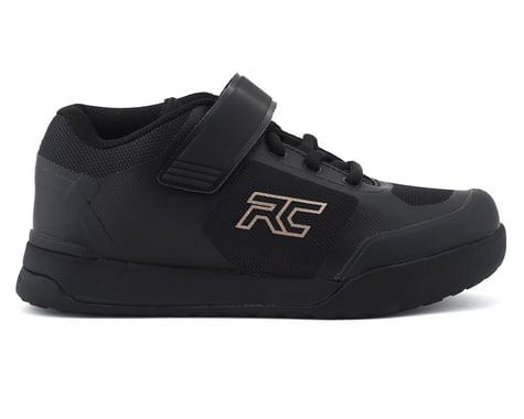 Ride Concepts Women's Traverse Clipless Shoe (Black/Gold) (7.5)