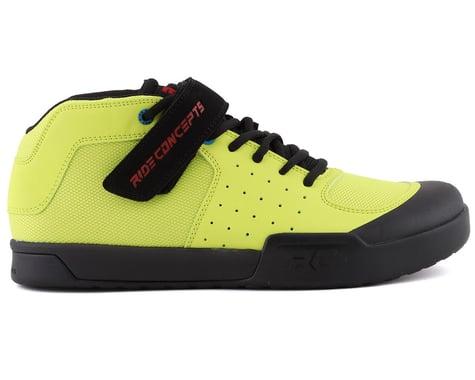 Ride Concepts Wildcat Flat Pedal Shoe (Lime) (10.5)