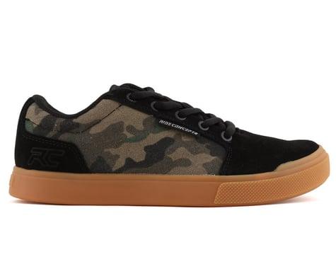 Ride Concepts Vice Flat Pedal Shoe (Camo/Black) (9.5)