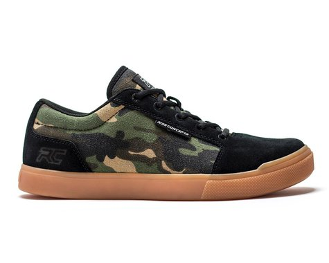 Ride Concepts Vice Flat Pedal Shoe (Camo/Black) (10)