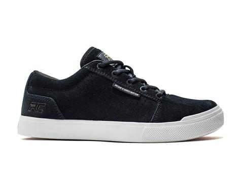 Ride Concepts Women's Vice Flat Pedal Shoe (Black) (5.5)