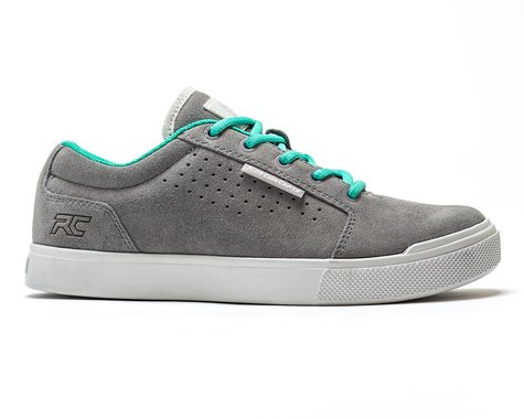 Ride Concepts Women's Vice Flat Pedal Shoe (Grey) (7.5)