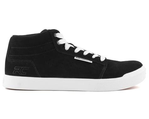 Ride Concepts Vice Mid Flat Pedal Shoe (Black/White) (7)