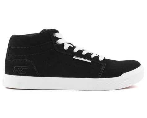 Ride Concepts Vice Mid Flat Pedal Shoe (Black/White) (10)