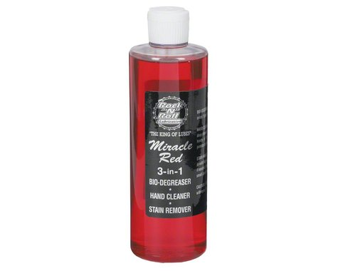 """Rock """"N"""" Roll Miracle Red Bio-Cleaner/Degreaser (16oz)"""