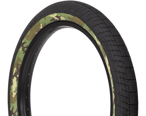 "Salt Plus Sting Tire (Black/Forest Camouflage) (20"") (2.4"")"