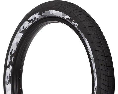 "Salt Plus Sting Tire (Black/Snow Camouflage) (20"") (2.4"")"