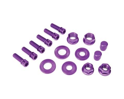 Salt Nut and Bolt V2 Hardware Pack (Purple)
