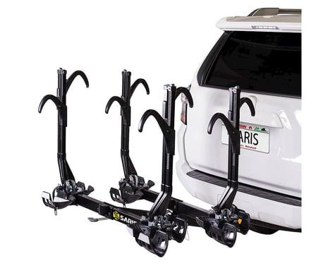 "Saris SuperClamp EX Hitch Rack (Black) (4 Bikes) (2"" Receiver)"