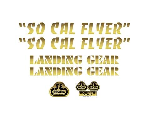 SE Racing Decals Se Racing Set So Cal Flyer Gd