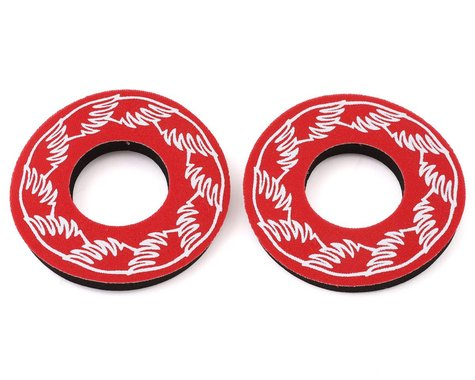 SE Racing Wing Donuts (Red) (Pair)